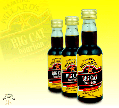 Gold Star Big Cat Bourbon