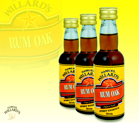 Gold Star Rum Oak