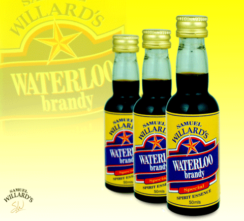 Gold Star Waterloo Brandy