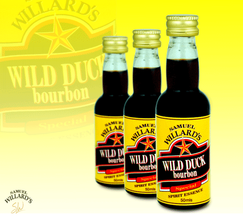 Gold Star Wild Duck Bourbon