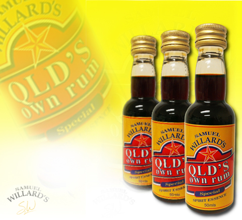 Samuel Willard's QLD's Own Rum