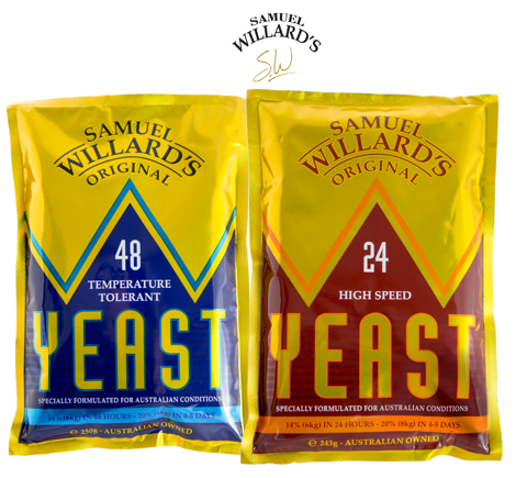 Turbo Yeast Selections