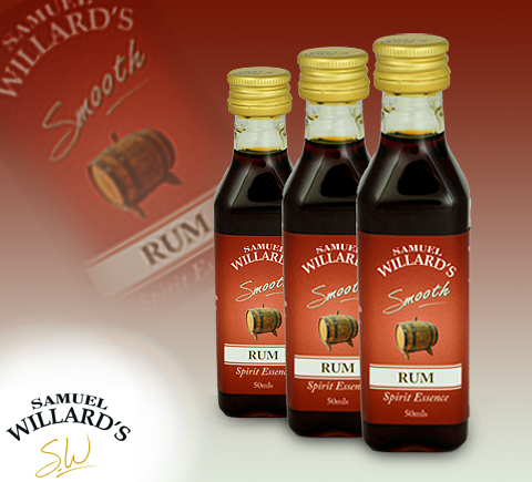 Samuel Willards Smooth Rum