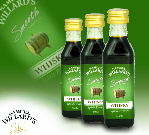 Samuel Willards Smooth Whisky