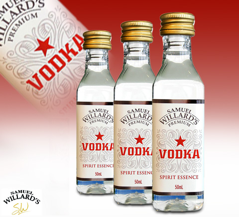 Premium Vodka - Samuel Willards